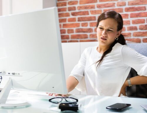 What Does Prolonged Sitting do to Your Spine?